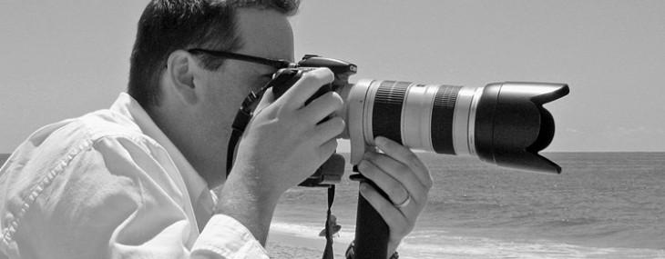 Fotograf og filming