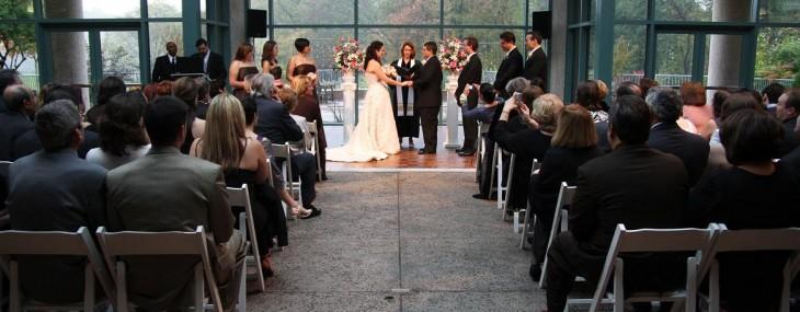 Bryllupsseremonien