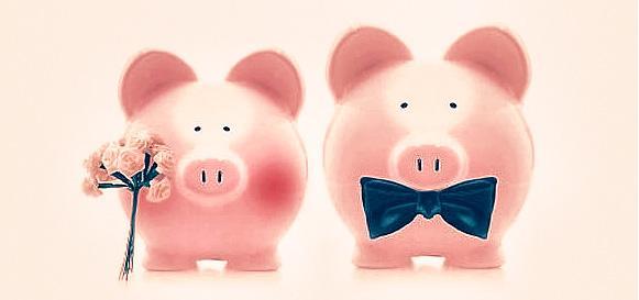 Spare penger til bryllup