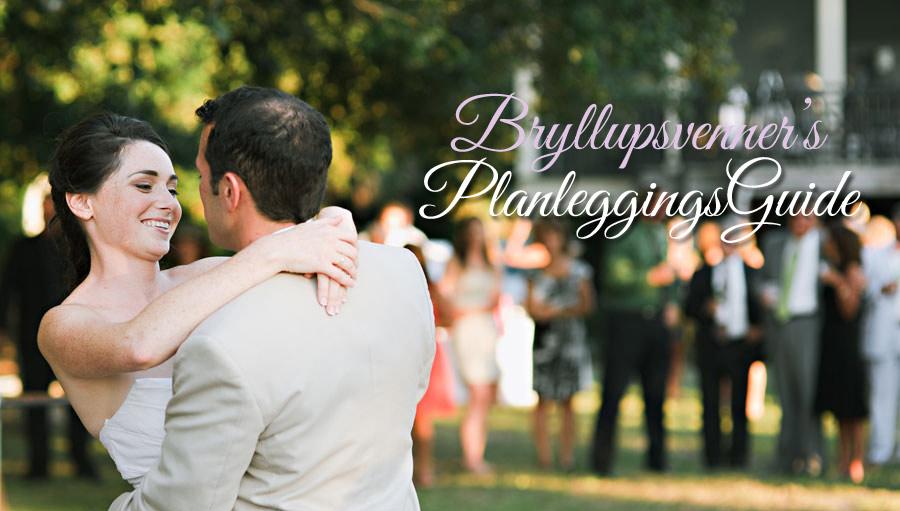 Planlegge Bryllup - Planleggingsguide