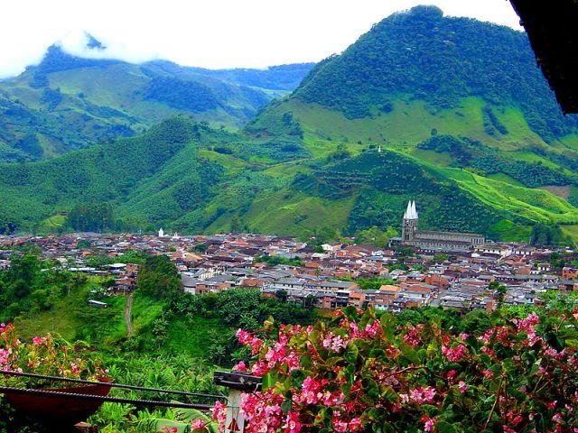 Drømmeferie i Colombia