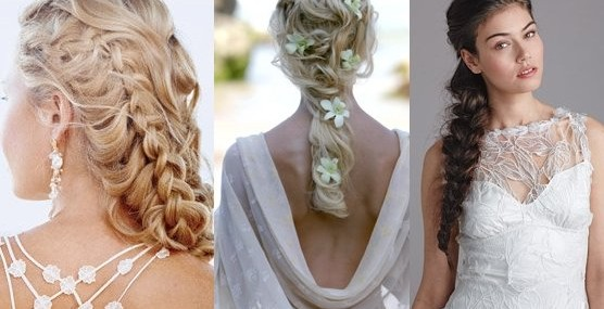 40 Gorgeous Wedding Hairstyles For Long Hair: Brudefrisyre-2