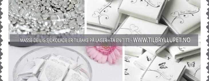 Nyhetsbrev – Til Bryllupet – November 2013