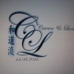 Flott monogram fra  Medlem: CatLar